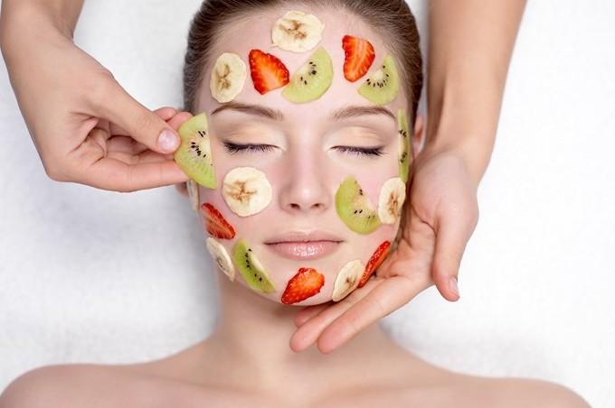 Masque régénérant aux fruits pour être belle