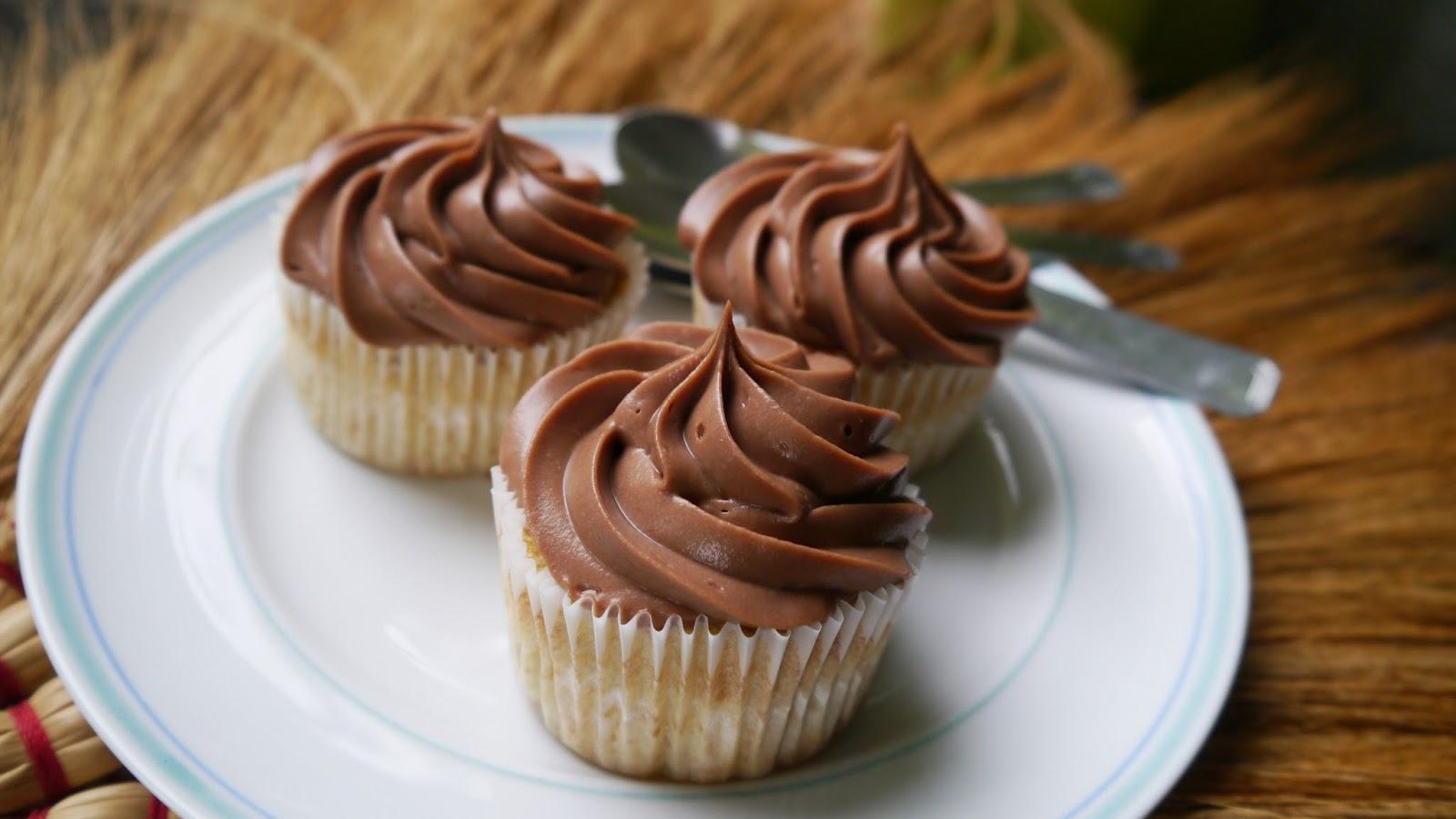 recette cupcake nutella r galez vous. Black Bedroom Furniture Sets. Home Design Ideas